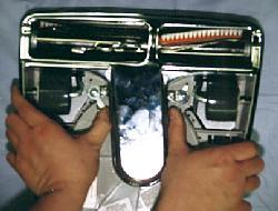 step 4 - Sanitaire Vacuum