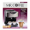 Mr. Coffee Espresso, Cappuccinos & Latte Makers