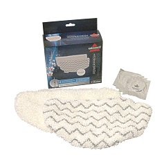 Bissell 5938 Steam Mop Pads With 4 Scent Tabs