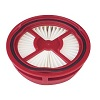 Bissell Inner Pleated Circular Filter Red 160-2392