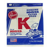 Hoover Type K Genuine Vacuum Bag For Hoover Sprint Vacuum 3Pk:4010028K