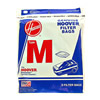 Hoover Type M Genuine Vacuum Bags For Hoover Dimension 3Pk: 4010037M