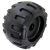 Power Wheels 73690 Ninja, Kawasaki & Batman Wheel/Tire #73690-2469