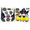 Power Wheels CDD21 Batman Kawasaki Decal Sheet #3900-3179