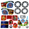 Power Wheels CMP32 Paw Patrol Decal Sheet #3900-3407