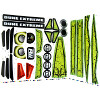 Power Wheels Dune Extreme Decal Sheet #3900-3885