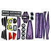 Power Wheels DWR12 Dune Extreme Decal Sheet #3900-5204
