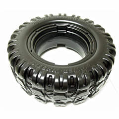 Power Wheels J4394-2529 Hurricane Jeep Tire