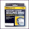 Sealing Ring Genuine Presto For Pressure Cooker: 09919 Replaces 50078