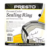 Sealing Ring Genuine Presto For Pressure Cooker:09936, 09904 And 50295