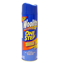 Woolite One Step Foam Carpet Cleaner