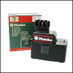 Metabo  12V 2.0Ah NiCad Pod Style Battery: 631724000