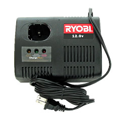Ryobi 12V Battery Charger High Capacity With Diagnostics: 140120005